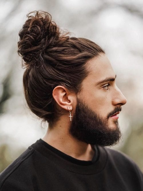 cortes de cabello - cómo dejarte el pelo largo
