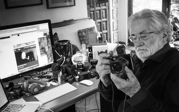 fotógrafos famosos: Pedro Meyer