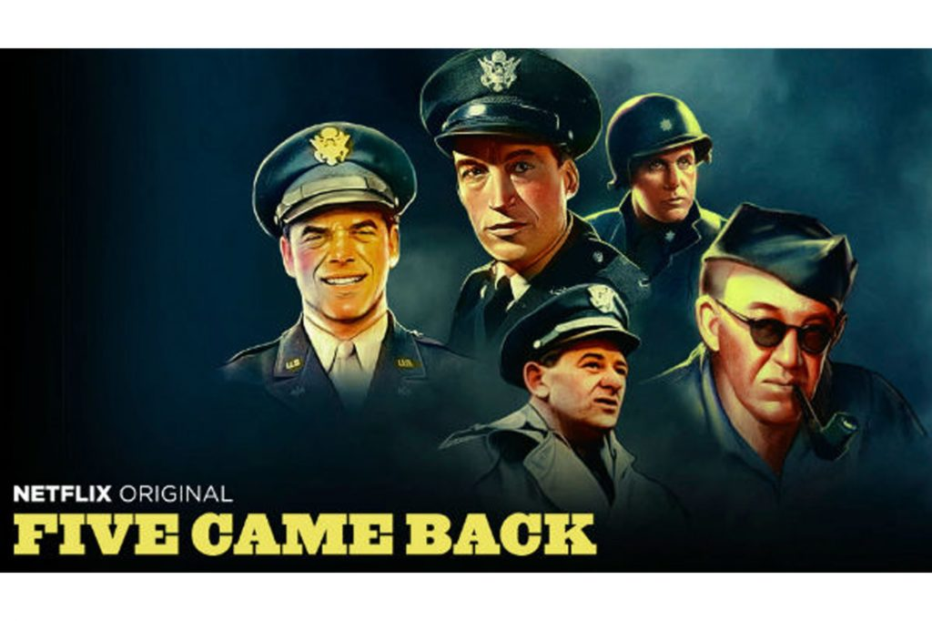 Serie Documental FIVE CAME BACK (2017) Reseña