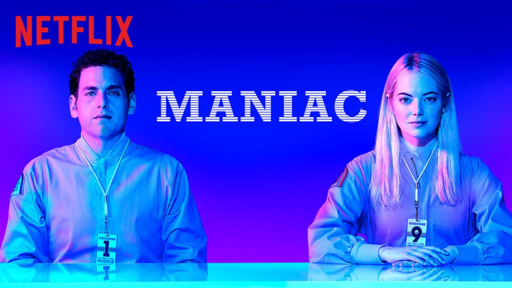 Serie MANIAC (2018) Reseña