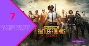 Mejores Shooter Android Gratis