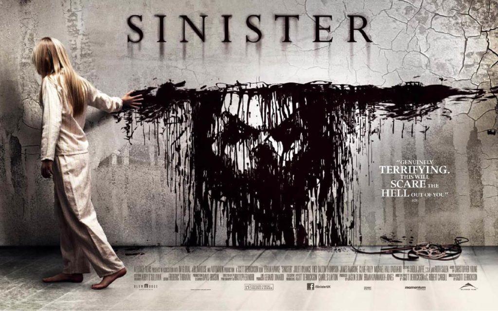 Película De Terror; SINISTER