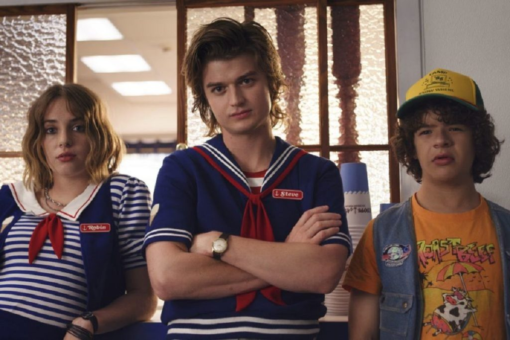 datos curiosos sobre la serie Stranger Things