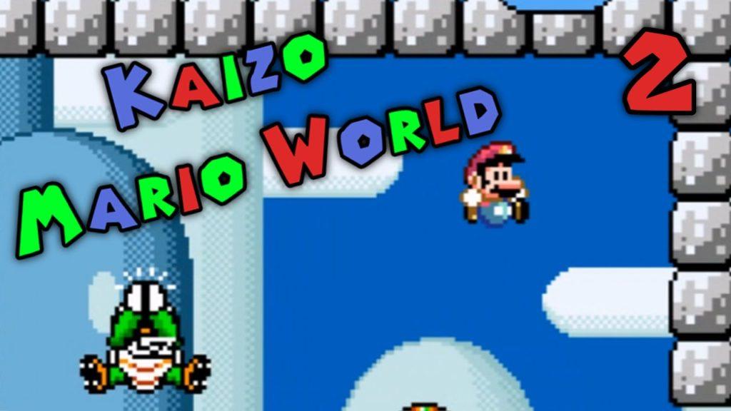 juegos imposibles - Kaizo Mario World Trap Adventure 2