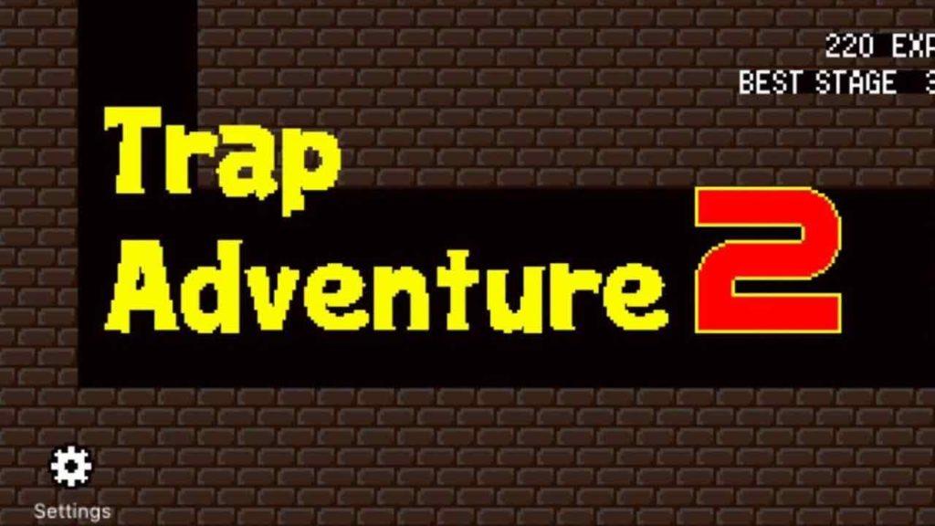 El Origen De Trap Adventure 2