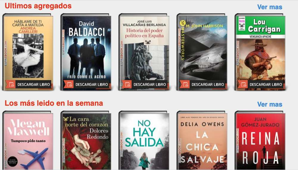 libros para leer en cuarentena gratis