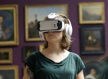 Haz un recorrido digital por un museo