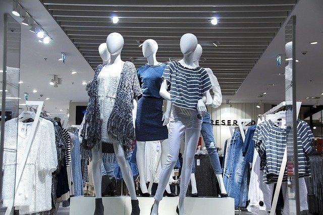 ropa en tendencia