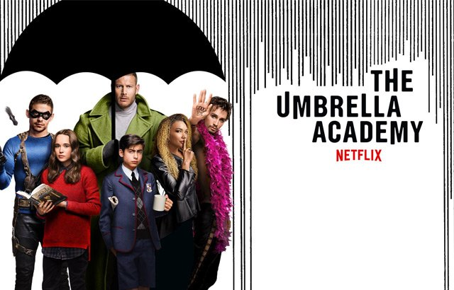 series de netflix: The Umbrella Academy