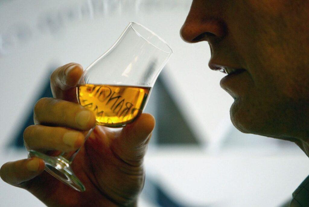 cómo degustar un whisky