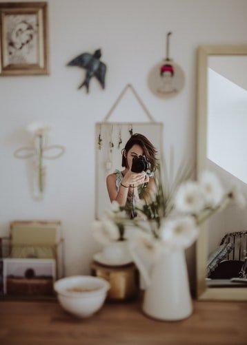 cómo tomar una buena selfie o autorretrato