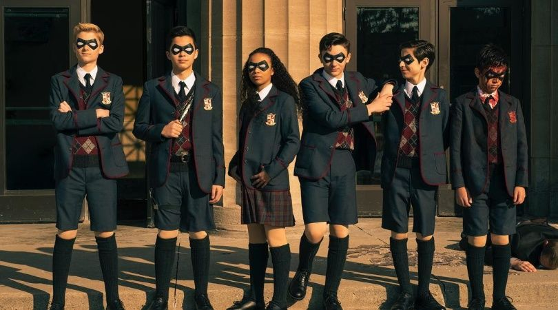 ¿Vale la pena ver The Umbrella Academy?
