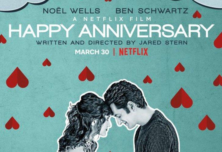 Feliz aniversario - Películas Románticas de Netflix - mainstream