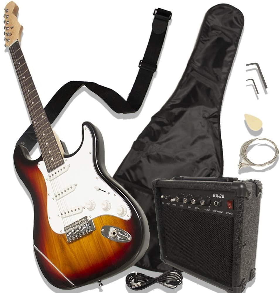 Guitarra Audiotek paquete