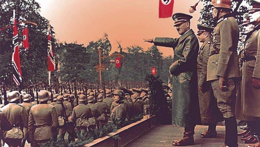 1918: Breve historia sobre Hitler y Versalles - Holocausto