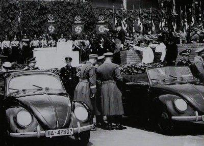 Historia del Volskwagen