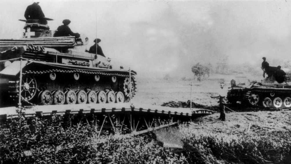 1939 comienzo de la segunda guerra mundial