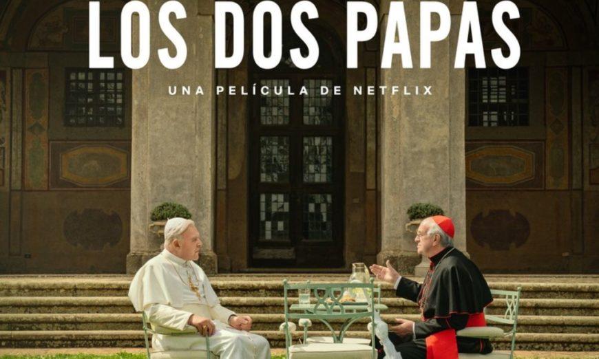Película Los dos papas (2019)
