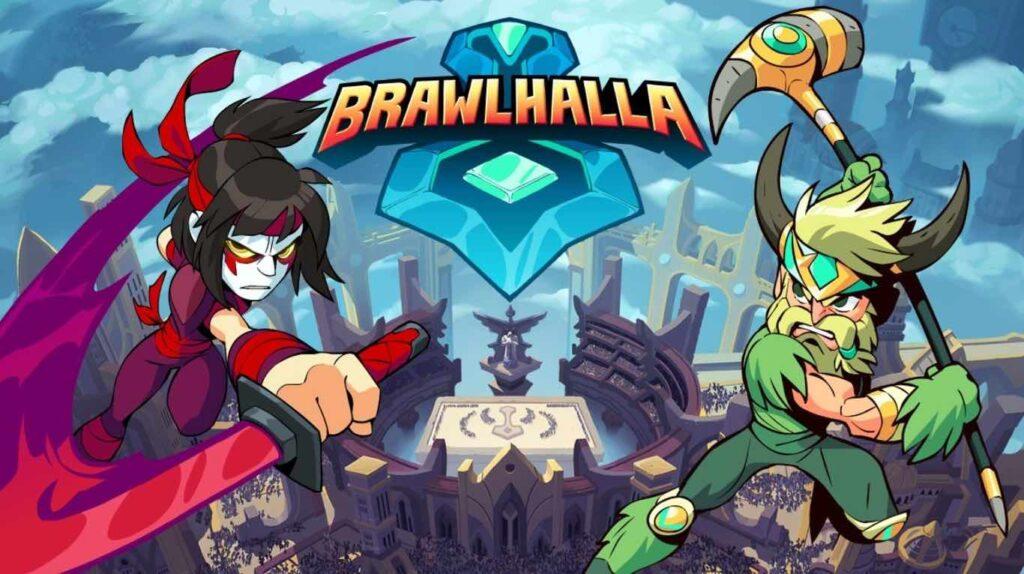 Juegos PC online gratuitos - Brawlhalla