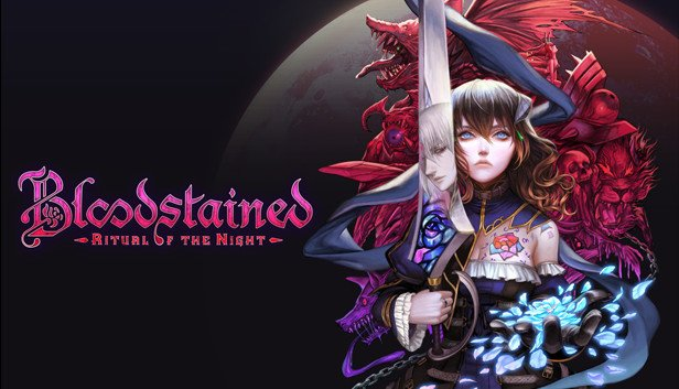 2. Bloodstained: Ritual of the Night