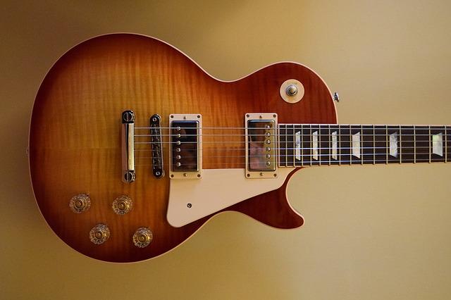 Guitarra Gibson para empezar